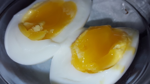 Look at those creamy yolks